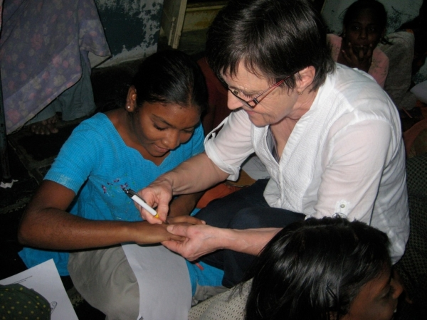 Die Su Jok-Therapie ist in Indien sehr bekannt