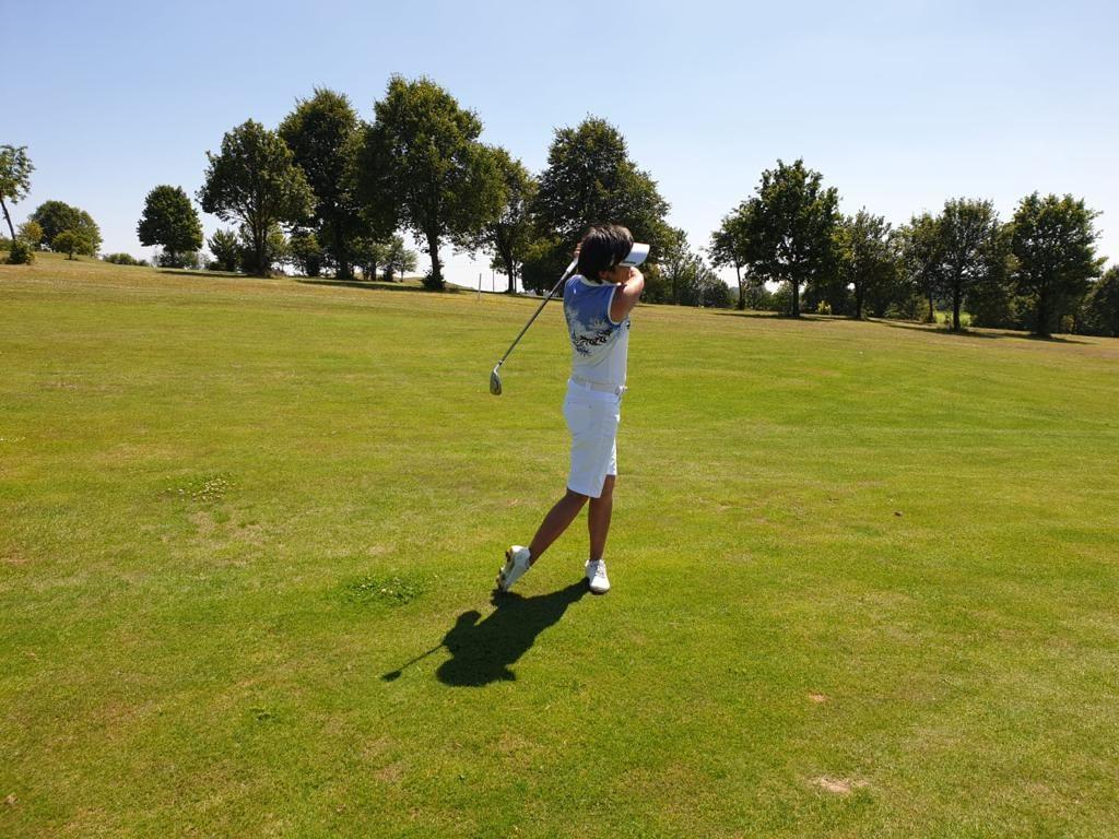 Begleitung beim Start in die Golf-Saison
