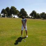 Golf - mit Heilpraktikerin Anna Velisek gelingt der Einstieg